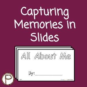 Capturing Memories in Slides