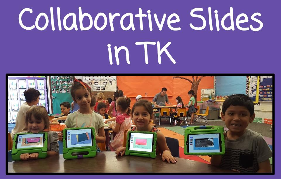 Collaborative Slides in TK
