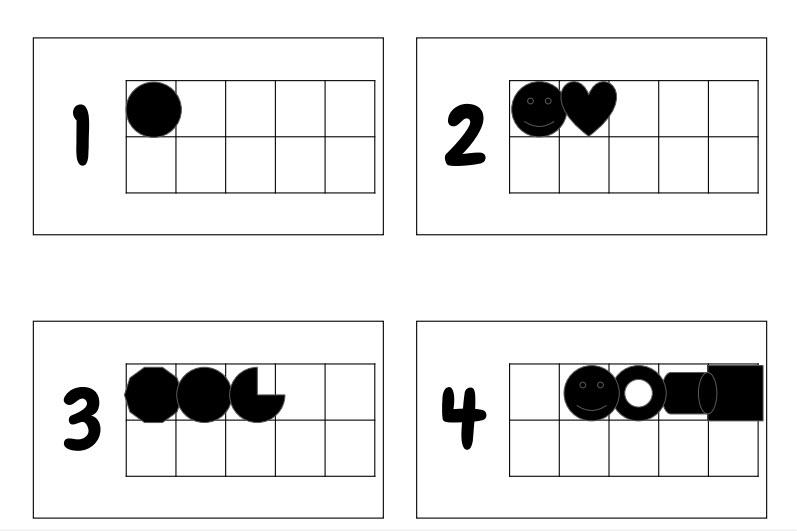 ten frame sample