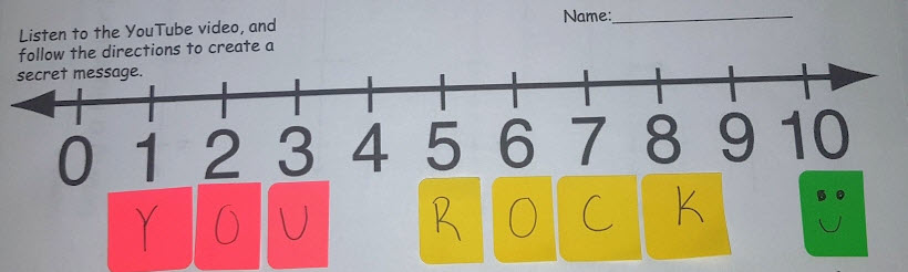 you-rock-numberline