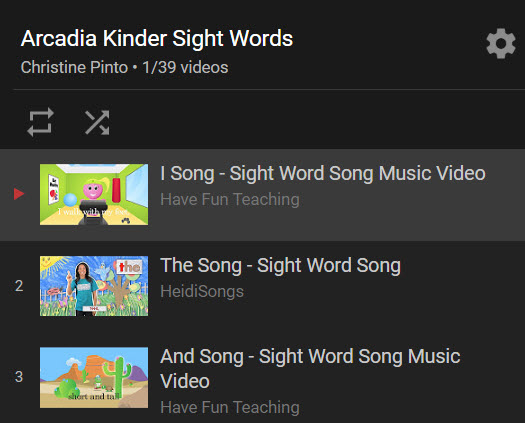kinder videos youtube