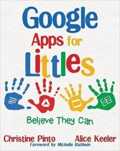 Google Apps for Littles Book!